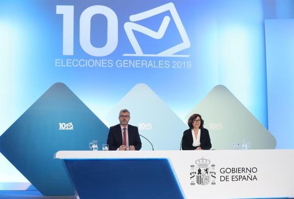 La participación del 10N a las 14:00 horas es del 37,83%