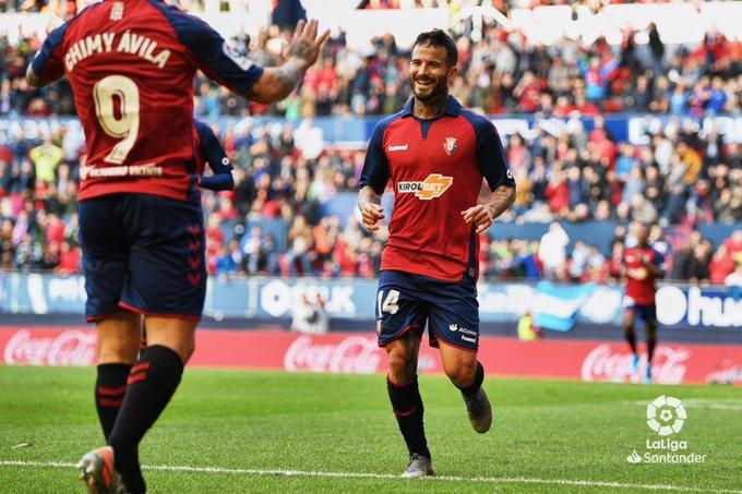 Osasuna viajará a Lorca en la primera eliminatoria de la Copa del Rey