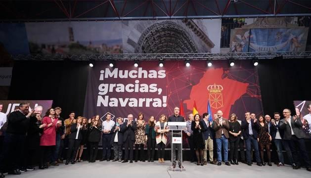 UPN convocará a un Congreso a sus afiliados en los primeros meses de 2020