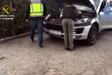 7 detenidos por estafar en la compreventa de vehículos de lujo desde Alemania