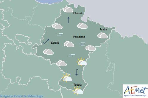 El tiempo en Navarra para hoy domingo