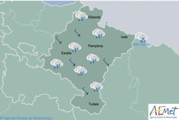 El tiempo en Navarra hoy miércoles