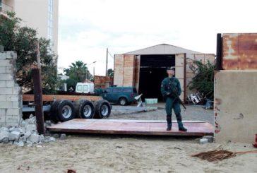 Treinta detenidos en 2 operaciones contra el narcotráfico y el blanqueo de capitales