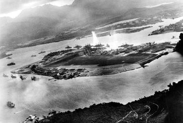 Ataque japonés a Pearl Harbour