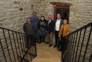 El Gobierno de Navarra destina 175.000 euros para la reforma de la Casa Consistorial de Ujué