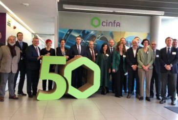 Cinfa anuncia, en su 50 Aniversario, una inversión de 30 millones de euros en dos años