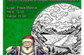 Moteros disfrazados de Papá Noel entregarán juguetes a los niños ingresados en el CHN