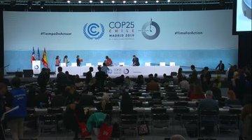 La Cumbre del Clima de Madrid termina con acuerdo de mínimos para ser más ambiciosos desde 2020