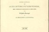 El Archivo de Navarra conmemora los 150 años de la edición del Fuero General