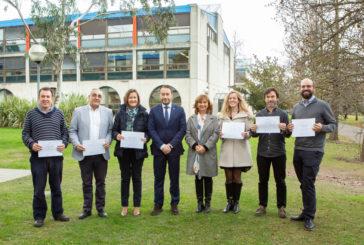 La UPNA entrega sus Premios a la Excelencia Docente 2018