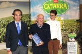 Juan Orduña Jiménez, agricultor de Peralta, homenajeado en el Día del Cardo de Navarra