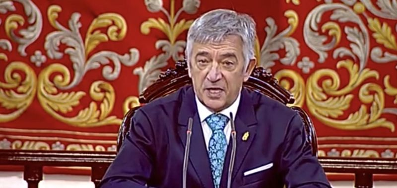 Martínez defiende en el Senado la riqueza de la diversidad y las lenguas