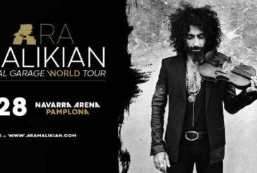 AGENDA: 28 de diciembre, en Navarra Arena, Royal Garage World Tour