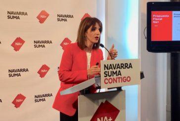 """Navarra Suma: """"Chivite sigue los dictados de la política económica que le marca Bildu"""""""