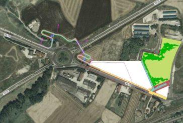 La Pasarela Pamplona-Orcoyen contará con una paso peatonal de 430 metros
