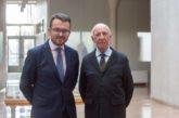El alto Comisionado de ACNUR Premio Internacional Jaime Brunet a los Derechos Humanos