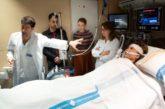Una mujer revive tras permanecer más de seis horas en parada cardíaca