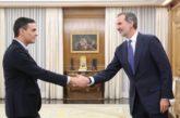 El rey propone a Pedro Sánchez para someterse a la investidura
