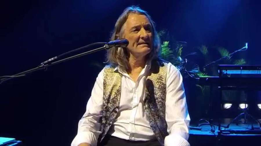 Roger Hodgson, de Supertramp, en el Navarra Arena el 23 de septiembre