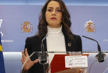 Cs pide a Sánchez una reunión a tres con Casado para formar un Gobierno moderado