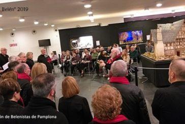 La Asociación Belenistas de Pamplona celebra la