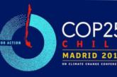 La Cumbre del Clima de Madrid termina con acuerdo de mínimos ara ser más ambiciosos desde 2020