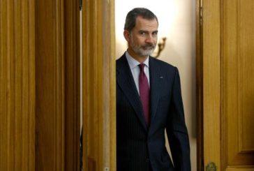 Felipe VI encara la octava ronda de consultas de investidura en su reinado
