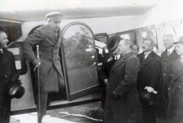 Primer vuelo comercial de la historia de la aviación en España