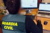 La Guardia Civil identifica al autor de varios delitos cometidos en la Merindad de Tafalla
