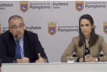 """Maya: No habrá Presupuesto en Pamplona """"por intereses partidistas, no han presentado ni una enmienda"""