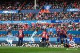 3-4: Osasuna cierra el año con derrota en El Sadar ante la Real