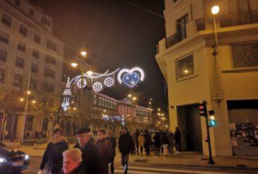 La campaña de Navidad generará en Navarra un 38,5% de contratos menos que en 2019