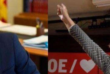 ERC no descarta el referendum unilateral mientras Calvo pide la investidura antes de fin de año