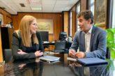Encuentro entre los responsables de Justicia de Navarra y Comunidad Autónoma Vasca
