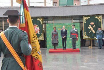 Toma de posesión de la directora general de la Guardia Civil