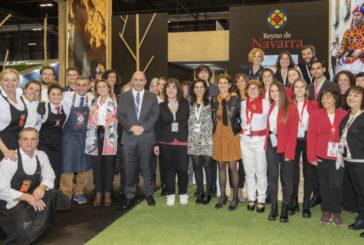 Navarra abre nuevas oportunidades internacionales en FITUR 2020