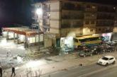 Una niña fallecida y su hermano en estado crítico arrollados por un autobús en Estella