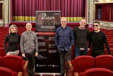 La Pamplonesa presenta 8 conciertos en el Teatro Gayarre hasta el mes de mayo