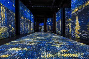 'Van Gogh Alive', la exposición multimedia  más visitada del mundo, llega a Pamplona