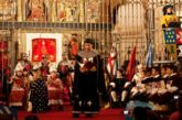 La celebración del Rey de la Faba conmemora este sábado su centenario en Pamplona con la coronación de Aimar Irisarri