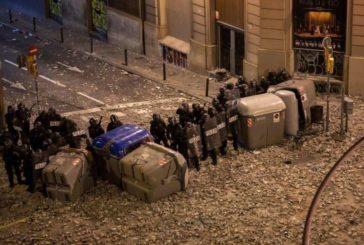 SUP Navarra critica que varios policías de la UIP desplegados en Cataluña no reciben condecoraciones