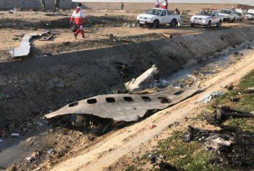 Irán reconoce que derribó el avión ucraniano con misiles