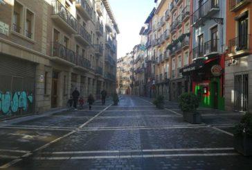 Pamplona posibilita a sus vecinos del Casco Antiguo poder aparcar por un euro la noche