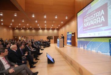 """Chivite remarca el """"impulso a la innovación de la industria"""" como eje prioritario y transversal del Gobierno de Navarra"""