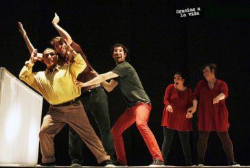 AGENDA: 31 de enero, en Escuela Navarra de Teatro, 'Gracias a la vida'
