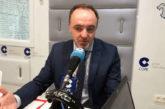 """Javier Esparza: """"El PSOE está adoptando el lenguaje de los testaferros de ETA"""""""