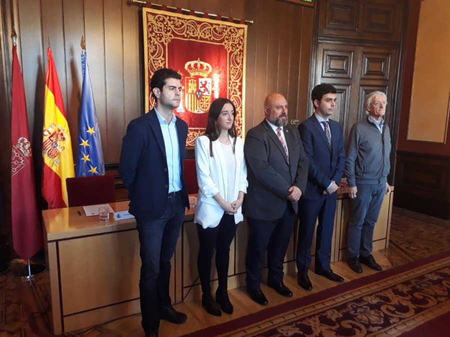 El Delegado del Gobierno en Navarra firma su adhesión al Sistema VioGén