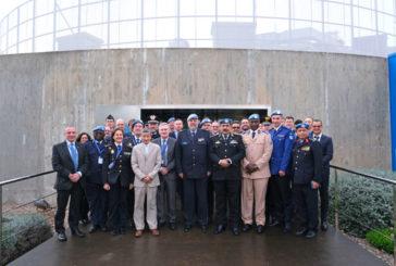 Policía Nacional participa en la primera Conferencia de Paz de las Naciones Unidas