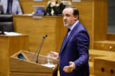 Navarra Suma reitera al Gobierno que el proyecto de la N-121-A contemple su conversión en autovía