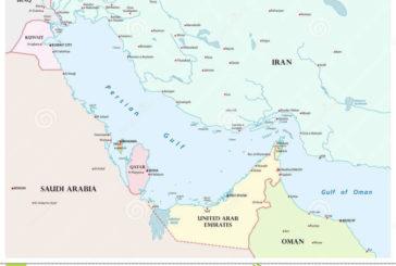 El golfo Pérsico, en el ojo del huracán por la escalada entre EEUU e Irán